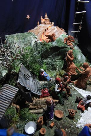 A San Giovanni in Monte, il lavoro di Graziella Fornasari con la collaborazione di Arnaldo Cavallini