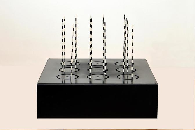 Giovanni Anceschi, Struttura cilindrica virtuale