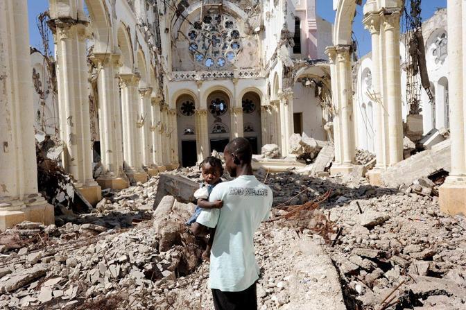 Haiti un anno dopo anche bologna ricorda corrieredibologna for Ruggine bologna