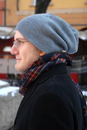 Nome: Federico Pierini Lavoro: studente Capo d'abbigliamento del cuore: camicie