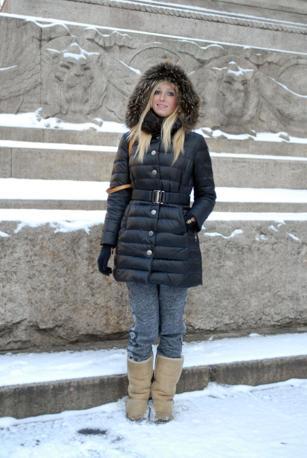 Nome: Laura Bertoncelli Lavoro: studentessa Capo d'abbigliamento del cuore: miniabiti
