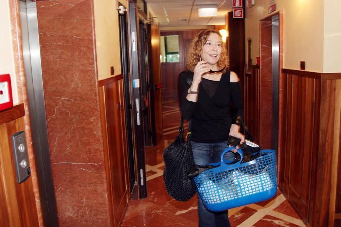 Il rocker di Zocca è ricoverato da lunedì pomeriggio nella struttura privata sui colli di Bologna