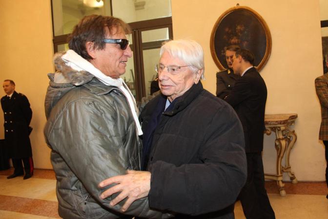 Stefano Bonaga e Dante Stefani