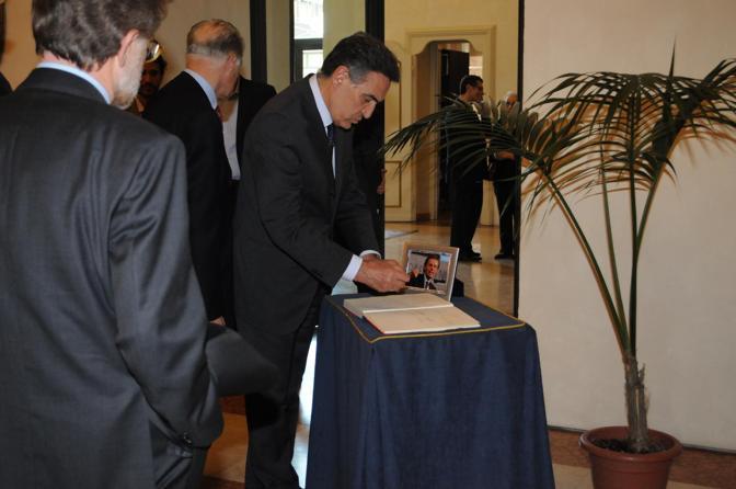 Cevenini, la camera ardente in Comune - CorrierediBologna