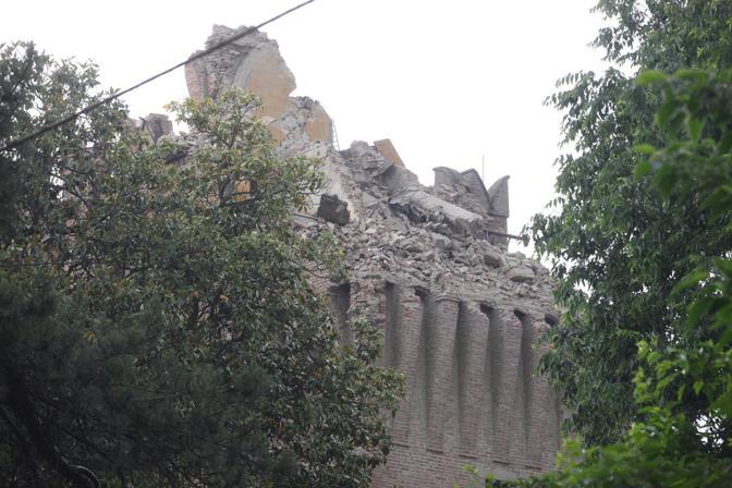 Castello di Galeata, frazione di Crevalcore