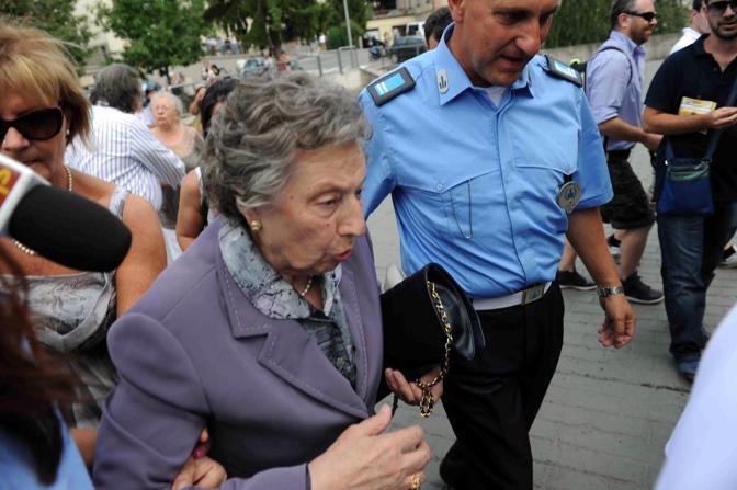 Novella, la mamma di Vasco Rossi
