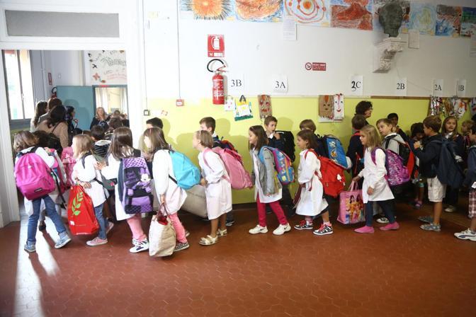 Conosciuto Primo giorno di scuola, 113 mila sui banchi - CorrierediBologna UJ05