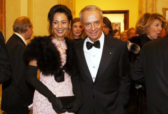 Barbara e Gaetano Maccaferri