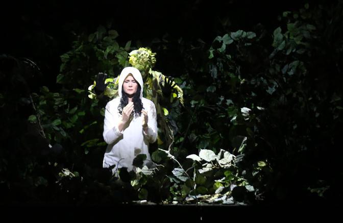 Il Parsifal sul palco