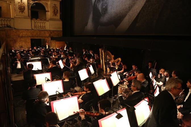 L'orchestra del Parsifal