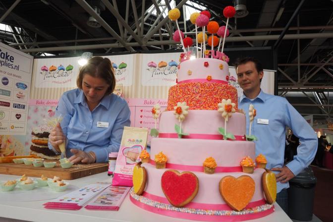 All'interno di The Cake Show, c'è un mondo di dolcezze. Non solo visual food, ma anche showcooking e altre zuccherose golosità.