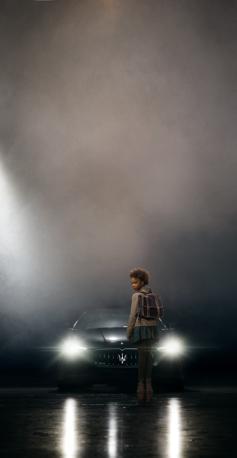 La nuova Maserati Ghibli è stata presentata - a oltre 110 milioni di spettatori - con uno spot di 90'' durante il Super Bowl al MetLife Stadium di East Rutherford in New Jersey dove i Seattle Seahawks hanno vinto contro Denver Broncos la finale del campionato della National Football League