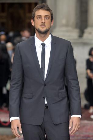 2010: Belinelli con un abito Dolce e Gabbana