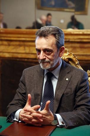 Il prefetto di Bologna, Ennio Mario Sodano