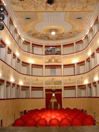 Teatro Vittoria (Pennabilli - Rimini)