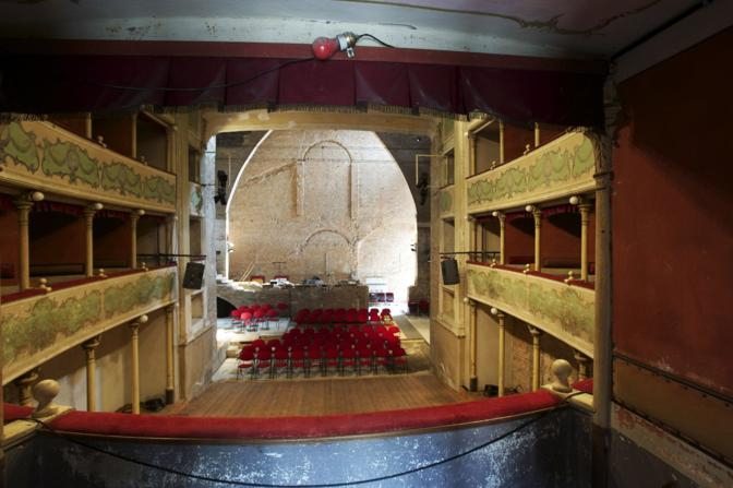Teatro Sociale (Gualtieri – Reggio Emilia)