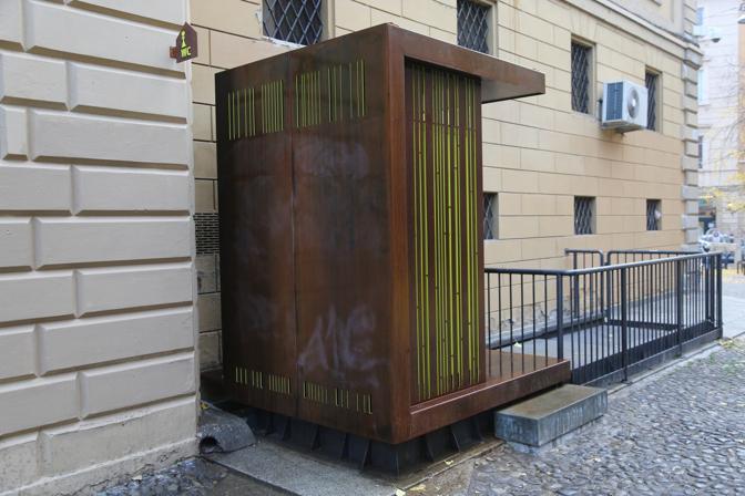 Arrivano i nuovi bagni pubblici in zona universitaria ...