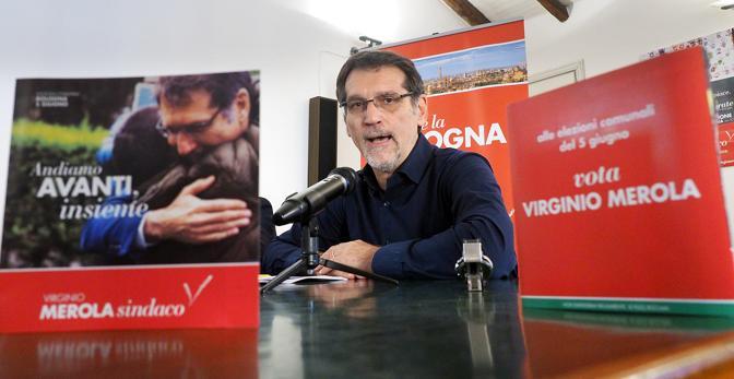 Sindaco uscente del Pd, nato nel 1955 a Santa Maria Capua a Vetere, è stato presidente del quartiere Savena (dal '95 al 2004) e assessore all'Urbanistica (dal 2004 al 2009) della giunta Cofferati. È stato eletto a Palazzo d'Accursio nel 2011