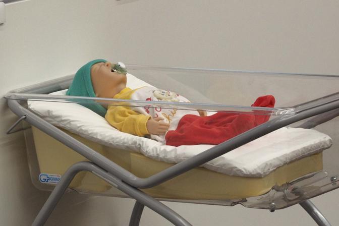 Si chiama Start Matt e aiuta i piccoli a mantenere una posizione corretta, anche contro i rischi della morte in culla. Il materassino è stato progettato all'ospedale Maggiore di Bologna, con la collaborazione di Inglesina