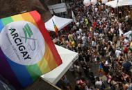 Gay Pride, migliaia in corteo  foto