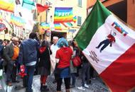Bologna, il 25 Aprile del Pratello