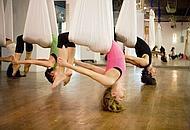 L'antigravity yoga