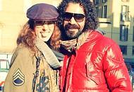 Matteo Lucafò e la sua fidanzata