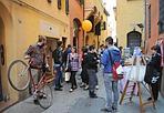 Ghetto in festa - Sabato 25 maggio  dalle 17 alle 23 torna «Made in ex Ghetto», la festa di strada nella zona appunto dell'ex ghetto ebraico
