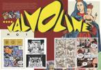 «Valvoline story» - «Valvoline story», una mostra alla Fondazione del Monte (via delle Donzelle) celebra i trent'anni del gruppo di fumettisti bolognesi: in esposizione da sabato 1 al 30 marzo 180 opere tra tavole originali, stampe e bozzetti (nella foto, tavola di Igort e Charles Burns)