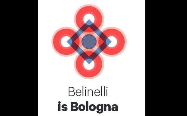 La città celebra Beli  - Anche il «city brand» di Bologna, il logo interattivo creato mesi fa per la città, celebra la vittoria di Marco Belinelli, di San Giovanni in Persiceto, che con i suoi Spurs è arrivato in vetta alla Nba.