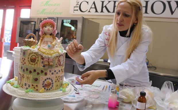 Cake Artist Francesca La Spina : Corriere di Bologna - foto del giorno