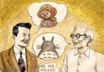 Igort & Giappone -  Era inevitabile che, dopo aver raccontato l'Oriente europeo nei Quaderni russi e nei Quaderni ucraini, Igort (Igor Tuveri) tornasse, nei suoi spostamenti tra la natìa Sardegna, Bologna e Parigi, in quel Giappone da cui si è sempre sentito attratto. Tanto che nella sua prima trasferta a Tokyo, negli anni '90, aveva convinto i suoi editor, del prestigioso editore Kodansha, che nella vita precedente era stato un giapponese. La patria di manga e anime non poteva non estendere la sua irresistibile forza gravitazionale su un pioniere come Igort, che si è sempre mosso a 360 gradi attorno alla narrazione disegnata, autore, talent-scout ed editore con Coconino Press. Primo disegnatore italiano a pubblicare con riviste giapponesi, adattandosi ai serrati ritmi di lavoro correnti, abbinati a un estremo rigore qualitativo, Igort prosegue ora la serie dei suoi preziosi carnet di viaggio con Quaderni giapponesi (Coconino Press- Fandango), che lui stesso presenterà martedì alle 18 alla libreria Ambasciatori. Un volume che, a partire da alcuni vecchi disegni da lui postati su Facebook, riprende il filo mai interrotto con il mondo del Sol Levante, che ha frequentato negli anni con una ventina di viaggi e lunghi periodi di permanenza. Come stanno lì ad attestare i rapporti con registi come Suzuki Seijun e Takeshi Kitano, maestri dell'animazione come Hayao Miyazaki, musicisti come Ryuichi Sakamoto e autori di fumetti quali Tsuge, Maruo, Tatsumi e Jiro Taniguchi. Con quest'ultimo, che ha fatto conoscere anche in Italia, Igort ha condiviso poche settimane fa una mostra allestita a Tokyo, Uomini che camminano, che ha visto esposti materiali dei Quaderni giapponesi e i manga di argomento veneziano di Taniguchi. Attraverso il filo di disegni dalla linea leggera e sinuosa e l'uso di un acquerello impregnato di nostalgia, Igort racconta il suo viaggio nel tempo e in luoghi che sente come casa propria. «Tengo dei diari – racconta della genesi del libro - nei miei block note