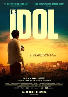 «The Idol», anteprima con sconto  -  Lunedì 11 aprile al cinema Odeon di Bologna, Sala Bio presenta l'anteprima in versione originale sottotitolata di THE IDOL, il film di Hany Abu-Assad che racconta l'incredibile storia vera di Mohammed Assaf, un ragazzo di Gaza che, per inseguire il suo sogno, passa clandestinamente la frontiera con l'obiettivo di partecipare al programma televisivo Arab Idol. La sua vittoria e la sua voce sono diventate la speranza di un intero popolo. THE IDOL sarà distribuito nelle sale italiane da Adler Entertainment a partire dal 14 aprile.  Per prenotare un biglietto ridotto a 5 euro invece che 7 euro i lettori del Corriere di Bologna possono seguire il link: www.biografilm.it/idol e inserire il codice: ID11CS