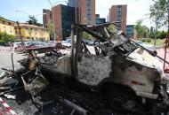 Incendia camper con la figlia dentroArrestato il padre di Halilovic|foto