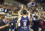 La Fortitudo crolla in gara 5   FotoOra torna il derby con la Virtus