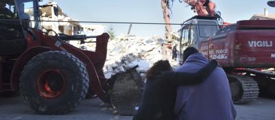 Terremoto, dall'Emilia-Romagna un milione di euro per l'emergenza