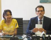 Priolo assessore e moglie di De Maria Merola: «Sono polemiche da cialtroni»