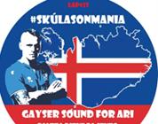 Skúlasonmania, il sogno di Pieve si avvera In migliaia in piazza per il «geyser sound»