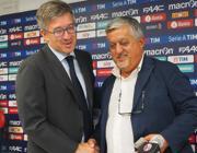 Fenucci: «Squadra rafforzata ora tocca all'allenatore»