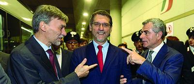 Il ministro Delrio e il nodo del Passante «Bene il dibattito. Le cifre? È presto»