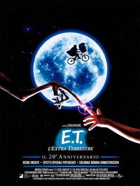 Torna «E.T.» al Lumière -  Era il 1982 quando Steven Spielberg realizzò E.T. – l'extraterrestre, che il Lumière di piazzetta Pasolini ripropone oggi alle 16 per grandi e bambini. Un capolavoro che non perde la presa sul pubblico neppure col trascorrere degli anni grazie all'alieno senza età, il pupazzo realizzato da Carlo Rambaldi, e al suo incontro con il piccolo Elliott.