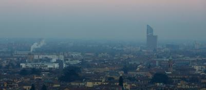Aria, polveri e rifiuti Bologna perde sei posizioni