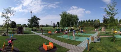Il parco giochi della discordia dal Savena va a Corticella