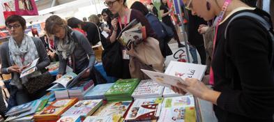 Fiera del Libro, stop ai bambini