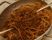 Ragu Salsiccia E Piselli Gli Spaghetti Alla Bolognese Esistono