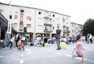 Con cittadini-operai e fai da te rinasce il Villaggio Portazza | foto