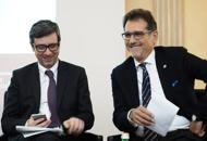 Merola: «Imu per i più ricchi»E Orlando va a pranzo con Prodi