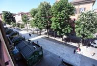 Riaperta piazza AldrovandiLepore: «Ora curiamola»