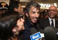 Del Grande libero, atterra a Bologna«Perché mi hanno fermato?» | video