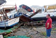 «Tanta paura, feriti e caos»Terremoto, il racconto da Kos